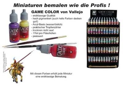 Game Color Specialist Set (16)