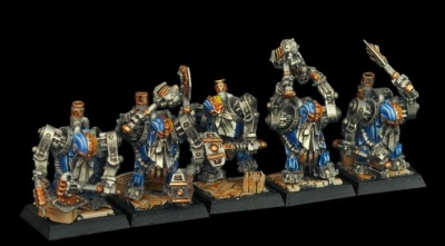 Metal Beards Anvilborn Guardians