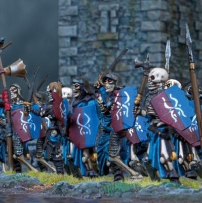 Undead Skeleton Horde (40)
