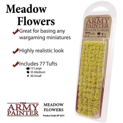 Battlefields: Meadow Flowers (2019)