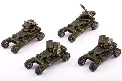 UCM: Wolverine Scout Buggy (4)