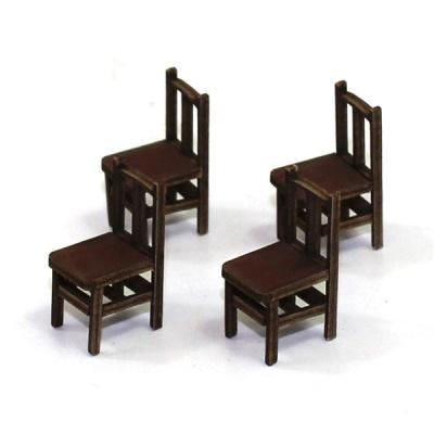 Banister Back (B) Chair