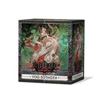Cthulhu: Death May Die - Yog Sothoth Expansion - EN