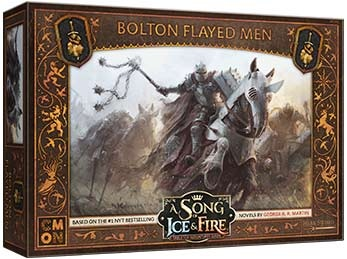 A Song of Ice & Fire - Bolton Flayed Men (DE)