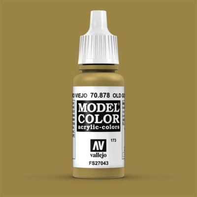 Model Color 173 Altes Gold (Old Gold) (878)