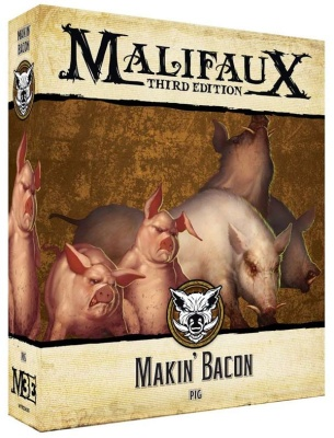 Malifaux (M3E): Making Bacon