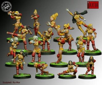 Amazonen Team (16)