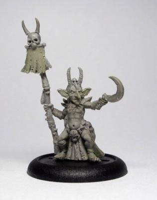 Blagrut Crazy-Eye, Goblin Shaman