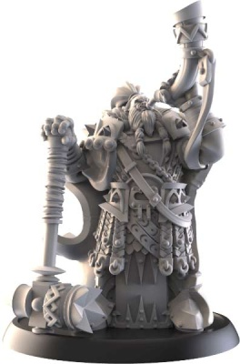 F&F Orc Lord of Hammer
