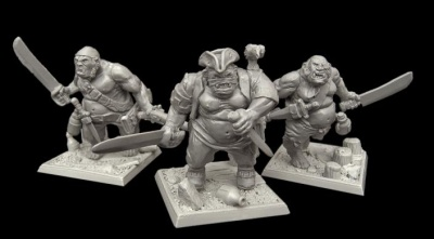 Bloodsail Island Ogre Pirate Crewmen
