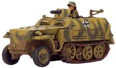 Sd Kfz 250/1 (late)
