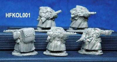 Foot Troopers #1 (5)