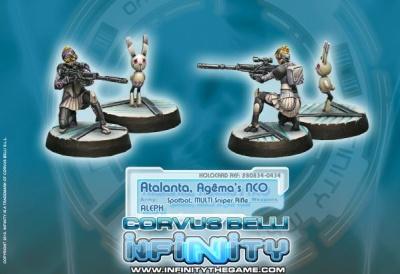 Atalanta, Agêma's NCO & Spotbot (2) (AL)