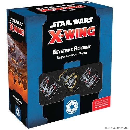 SW: X-Wing 2.Ed.  Skystrike-Akademie