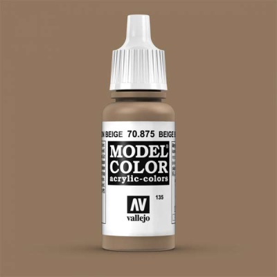 Model Color 135 Beigebraun (Beige Brown) (875)