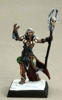 Nanuranidd, Dark Elf Sorcerer