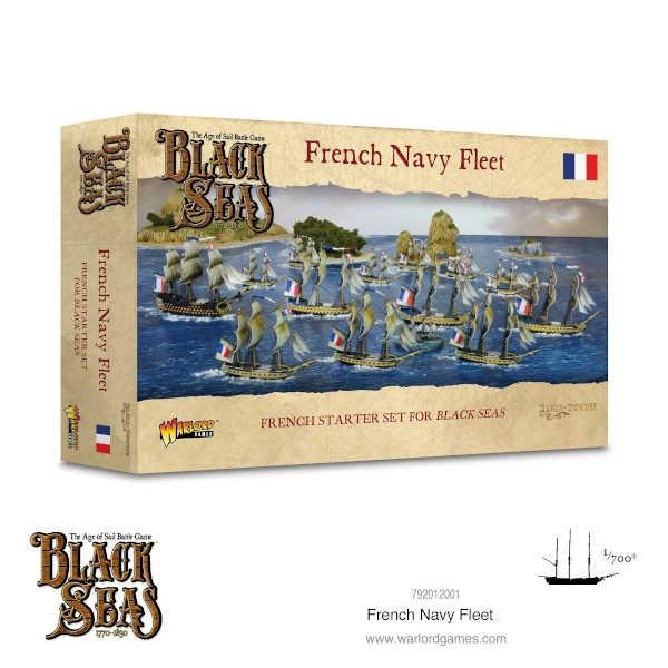 French Navy Fleet (1770 - 1830)