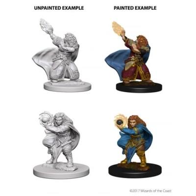 D&D: Dwarf Female Wizard (2)