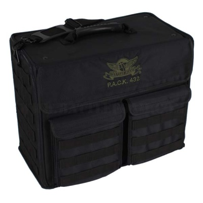 BATTLE FOAM P.A.C.K. 432 Molle Pluck Foam Load Out BLACK
