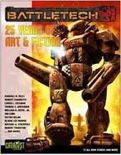 Classic BattleTech 25 Years