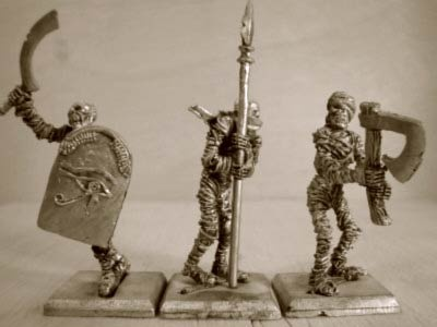 Mumienkrieger