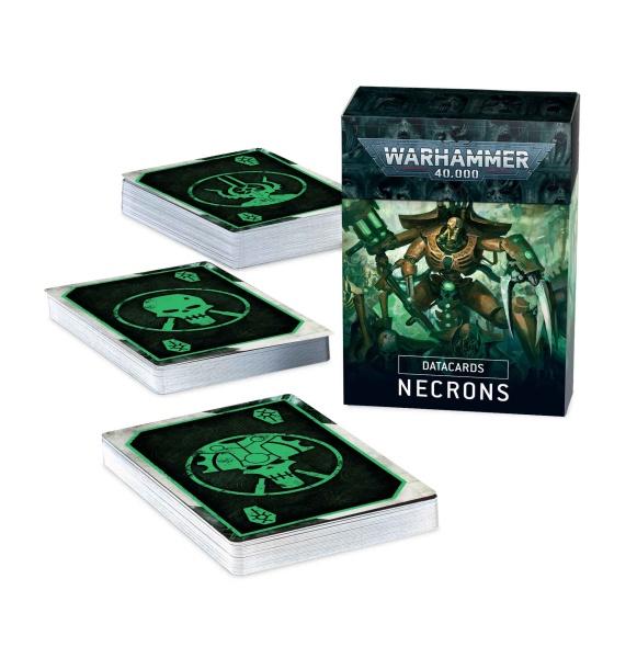 Datakarten: Necrons