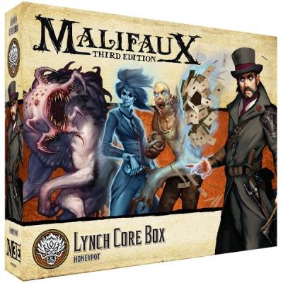 Malifaux (M3E): Jakob Lynch Core Box