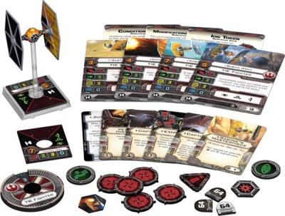 Star Wars X-Wing: Sabines TIE-Jäger Erweiterung-Pack DE