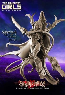 Shiveryah, Sorceress (VE - SF)