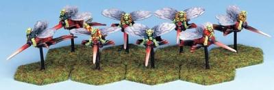Goblin Mosquito Riders (8)