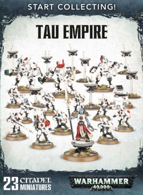Battleforce Box Set: TAU Empire