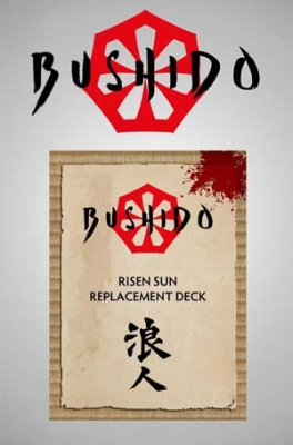 Ronin Risen Sun Replacement Deck