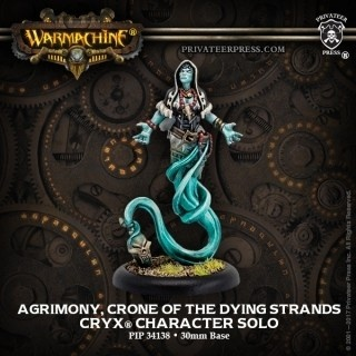 Cryx Agrimony, Crone of the Dying Strand Solo