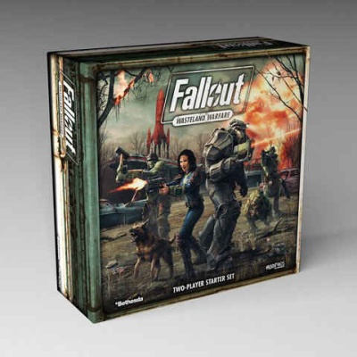 Fallout: Wasteland Warfare - Two Player Starter Set