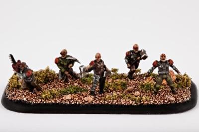 Resistance: Berserkers (4)
