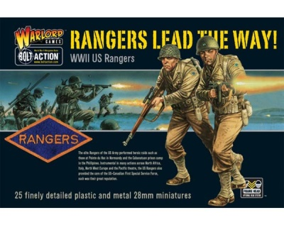US Rangers (Plastic) (25)