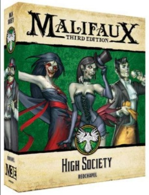 Malifaux (M3E): High Society