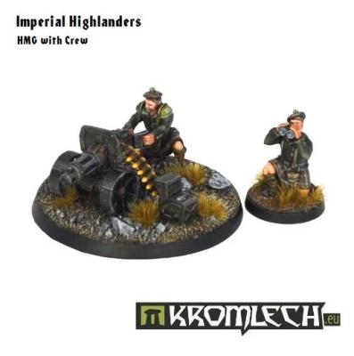 Imperial Highlanders HMG (1+2) (OOP)