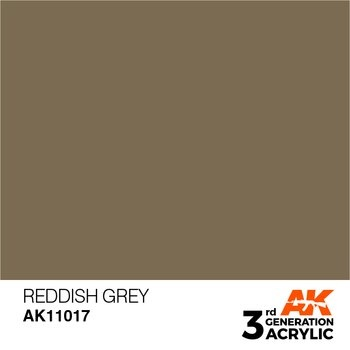 Reddish Grey 17ml