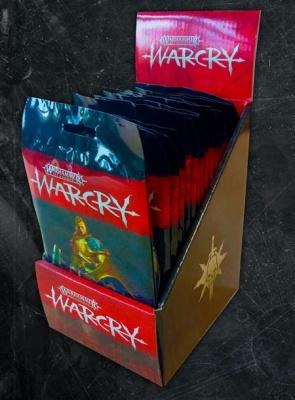 AOS Warcry: Kartenset STORMCAST ETERNALS