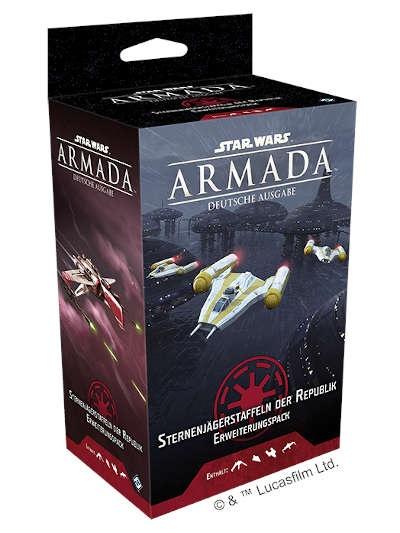 SW: Armada-Sternenjägerstaffeln der Republik