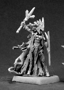 Tierdeleira Dk Elf Priestess