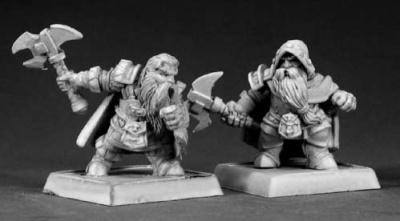 Dwarf Pathfinders (9)