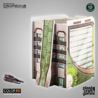 Corporation Building