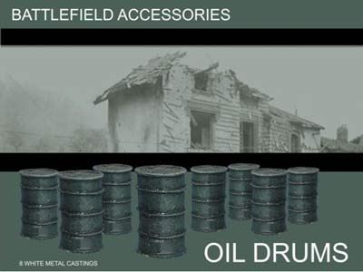 Oil Drums (10)