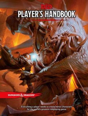 Dungeons & Dragons: Player's Handbook TRPG (Hardcover)