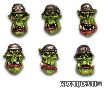 OW2 German Orc heads in helmets (10)