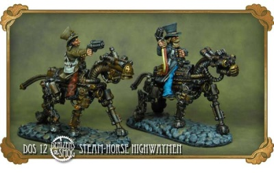 Steam-Horse Highwaymen (2)