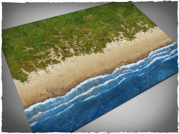 Game Mat - Beach 4x4