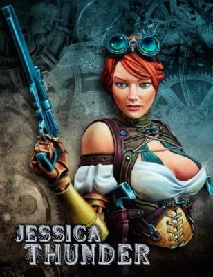 Jessica Thunder BUST